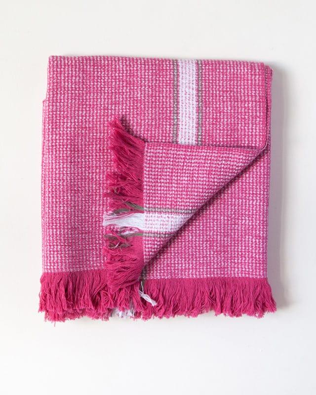 Mungo Summer Towel. A pure cotton bath, pool or beach towel