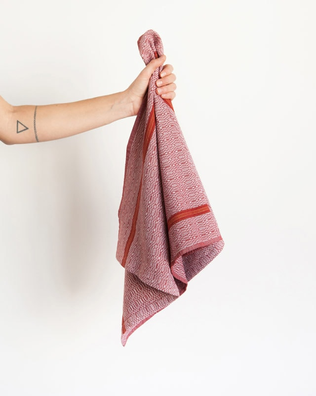Mungo Boma Cloth. Pure cotton kitchen towel, made in SA